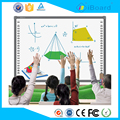 IWB infrared interactive whiteboard model size 75'' 80'' 85'' 98'' customed size oem your logo