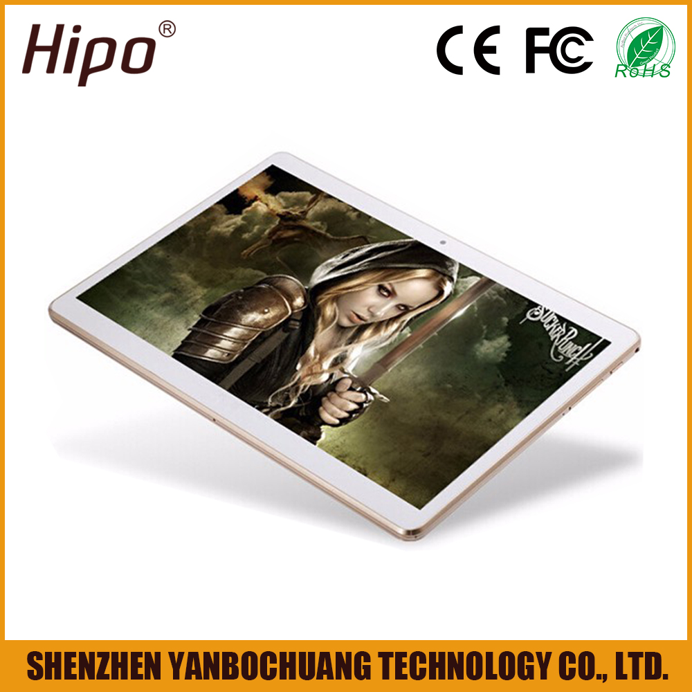 9.6 Inch 3G Phone Mobile Android Smart Tablet Mtk6735 Quad Core