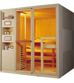 Chinese supplier Hot sale wooden sauna cabin for sale
