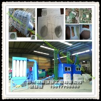 high purity aluminum plastic Electrostatic Separator machinery in stock