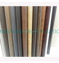 Membrane press PVC Decorative wood grain film