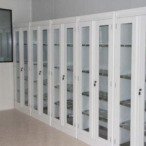 Good quality laboratory chemical reagent Storage safety cabinet, PP safety cabinet in laboratory furniture