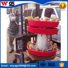 2000bar psi high pressure water cleaning machine for sale / 550bar explosion proof cleaning pigs for sale