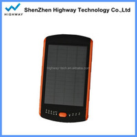 2014 hot sale and high quality 23000mAh laptop mobile power with solar charger,solar charger for laptop/mobile phone/iphone/ipad