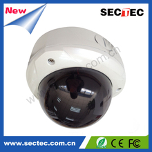 HD 1.3 megapixels IP dome fish-eye panoramic 360 degree outdoor camera