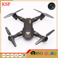 809W Wifi FPV 0.3MP Camera Foldable 2.4G 6-Axis Gyro Selfie Drone RC Quadcopter G-Sensor