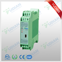 Two-channel Temperature Transmitter rail pt100 transmitter