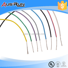 UL1007 pvc tinned or bare copper cable insulated wire