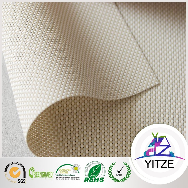 Fire resistance roller shade / curtain / blinds ready made