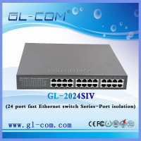 24 Port Fast Ethernet Switch, ruggedcom ethernet switch