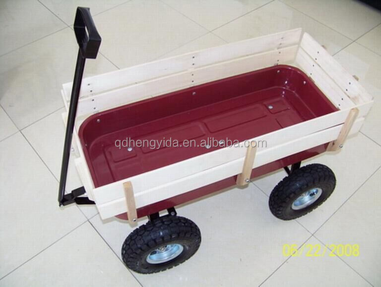 Four Wheels Garden Tool Cart TC1801