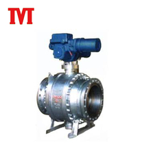 stainless stee electrical motor brass ball valve