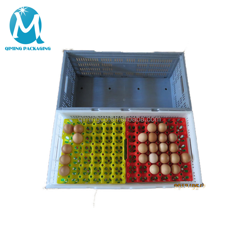 International Standard Hdpe Space-Saving Crate For Sale