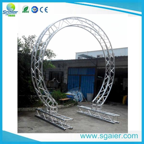 stage roof truss systems arch truss exhibition truss for sale