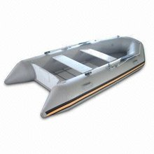 PVC inflatable boat 5.1m big inflatable boat high quality water sport boat HLL510