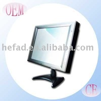 "12.1""LCD VGA Touch Monitor with 2 AV-in and VGA-in"