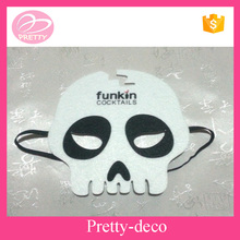 2016 New arrival polyester ghost Halloween mask