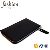 CR delicacy management new product ideas pure color smooth pattern lady wallet for shopping classical black purses women