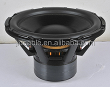"24"" and 32"" SPL power car subwoofer for car audio competition"