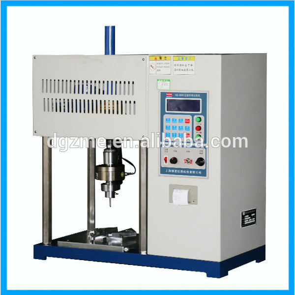 Protective Gloves Cut and Puncture Test Machine