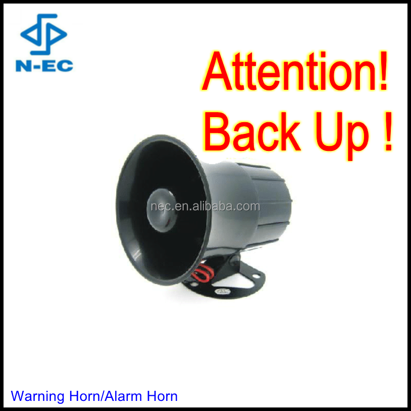 2016 Wholesale best quality recordable electric car horn train horn 24v