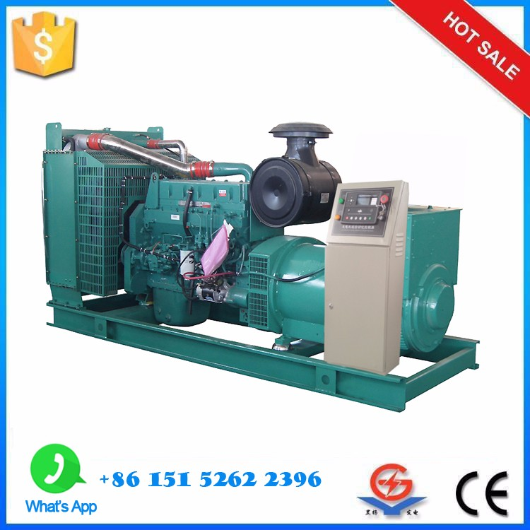 312.5kva dynamo generator equipped with stamford alternator price for sale