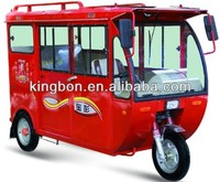 Hot sale 1200W three wheel electric tricycle for passenger