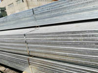 Hot dip galvanized Square seamless steel pipe ASTM A53