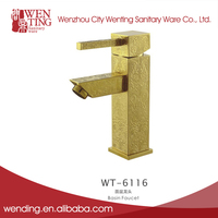 Wholsale Luxury Metered waterfall sink faucet