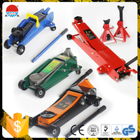 3 ton,5 ton and 10T long crocodile jack hydraulic trolley jack Manual and Portable car floor jack 3T car lifting car tool