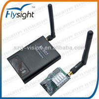 C95 5.8ghz wireless video transmitter receiver for aeromodelling airplane