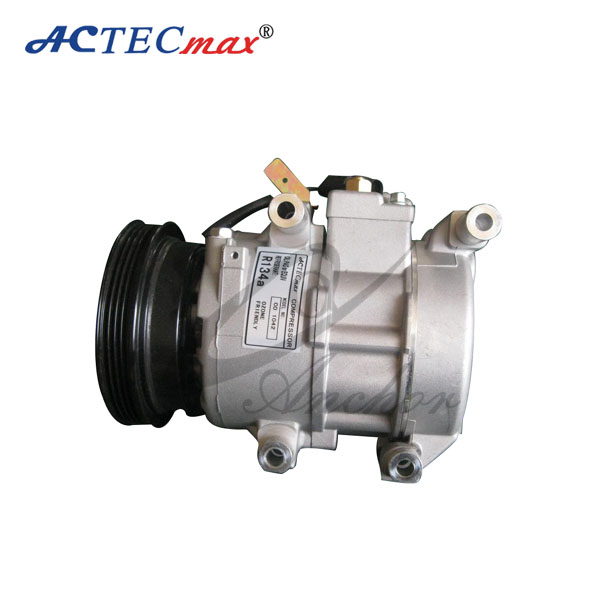 Air Conditioning Compressor For KIA RIO 09-10