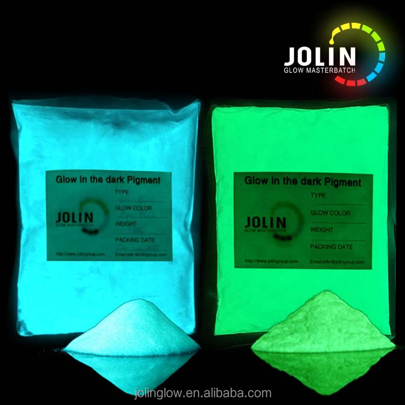 Best phosphorescent powder yellow-green pigment powder can be used for ink, harmless glow in the dark tatoo ink pigment