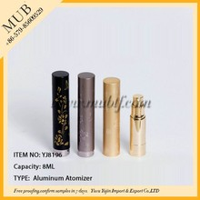 2014 new products aluminum bottle manufacturers wholesale perfume atomizers