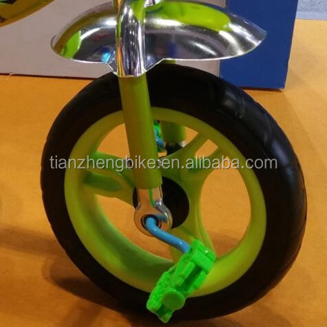 New model plastic wheel metal frame sport child tricycle from china