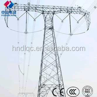 600KV and Below Electric Power Transmission Towers