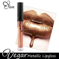metal matte lipstick lipgloss tube for cosmetic