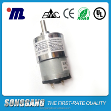 Gearhead 12V PMDC Spur DC Gear Motor SGB-37RA-58i Sex Toy Permanent Magnet DC Made In China Car Kids Motor For Sex Machine Robot