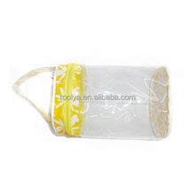 Customized Packaging Round PVC Bags