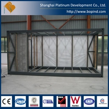 Prefabricated China made high quality movable container buildings