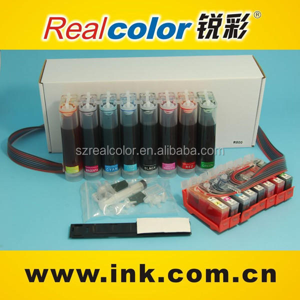 Ink continuous system for ciss canon pro 9000