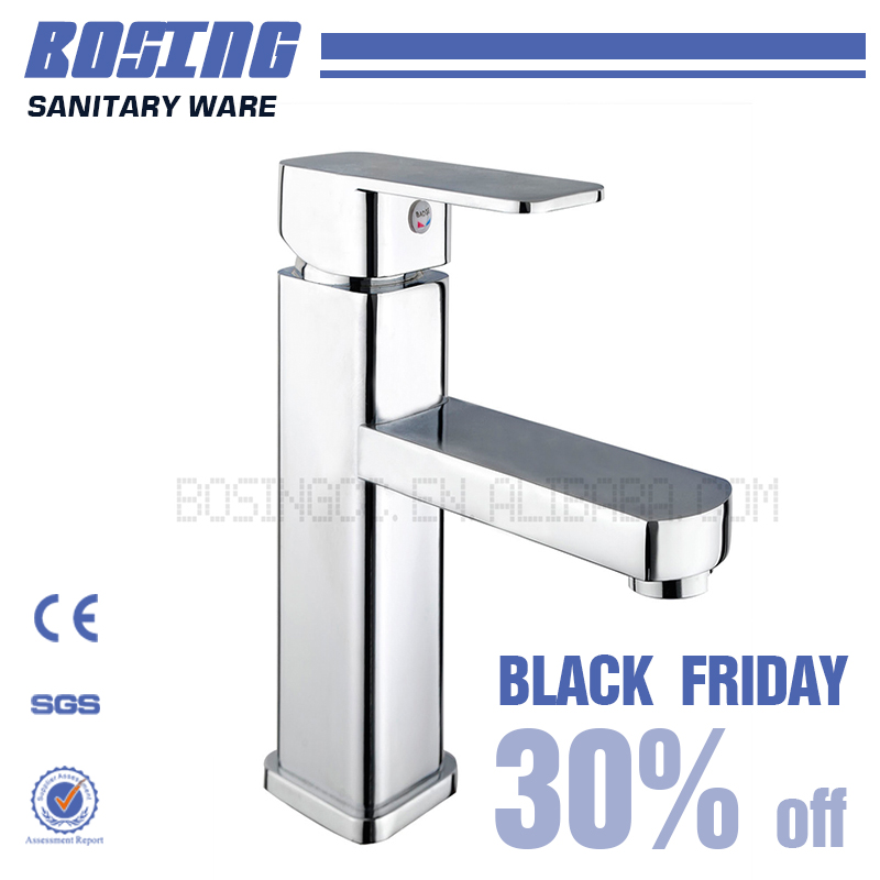 low price wholesales bathroom UPC basin faucet for hotel