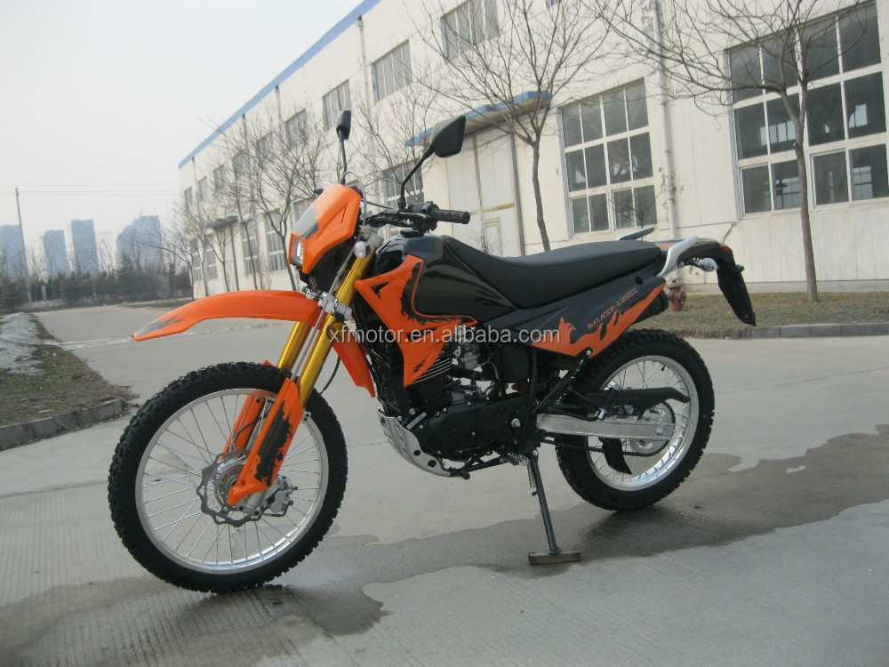 EEC3 125cc off road motorbike