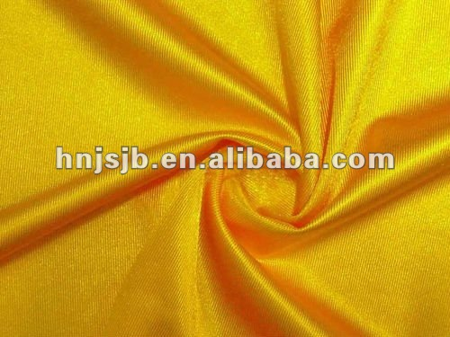 100% Polyester knitted silk jersey fabric for sportswear