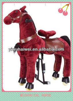 red horse mechanical toys