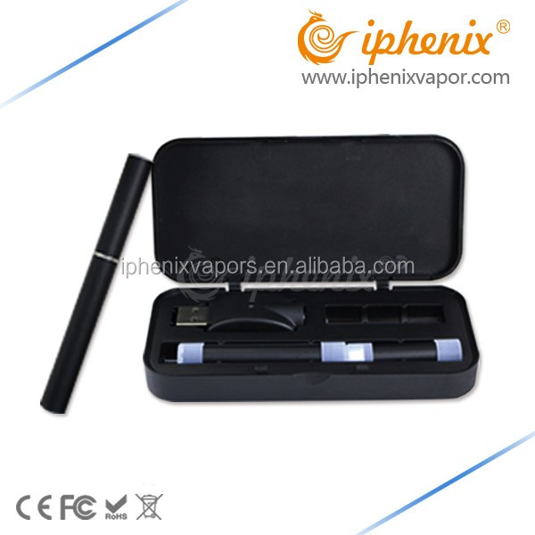 Alibaba China rechargeable e cigarette pipe with disposable cartridge of e cigarette supplier