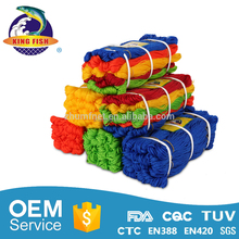 Pp/pe / polyester /nylon/cotton rope factory price polyester building twine for fishing net