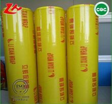 factory in China food plastic wrap Food Grade Pe Cling Film Pvc Stretched Film