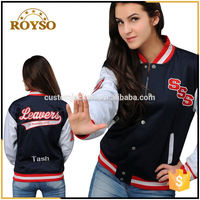 American College Woman Clothing Jackets
