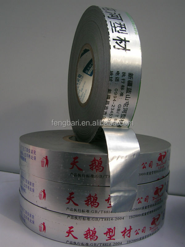pe aluminium coated film